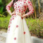 Jewel Mary, stylish dress, contemporary
