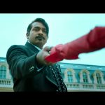 Junga Trailer, Screen Shot, Vijay Sethupathi, Umberlla fight, koda sanda