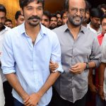 Kaala, Event, hd, dhanush with superstar