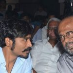 Kaala, Event, rajini with dhanush