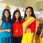 Krisha Kurup, Golisoda 2 actress,  Friends, Yellow Saree, Spicy