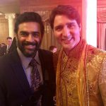 Madhavan, Justin Trudea