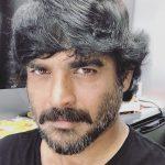 Madhavan, latest, beard style