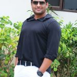 Madhavan, press meet, black dress, event
