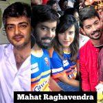 Mahat Raghavendra, Bigg Boss 2 tami,  (1)