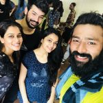 Mahat Raghavendra, Bigg Boss 2 tami, janani iyer, santhanu, kiki, dance