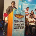 Mr. Chandramouli, press meet, Mime Gopi