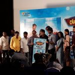 Mr. Chandramouli, press meet, team, launch mobile app