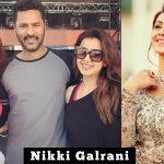 Nikki Galrani,  (1)