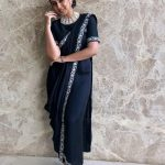 Nikki Galrani, 2018, black fit