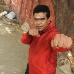 Ponnambalam, bigg boss tamil2 2, vijay tv, boxing