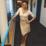 Pooja Kumar, Vishwaroopam 2 Heroine, White Fit, Night, glamorous