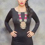 Pooja Kumar, Vishwaroopam 2 Heroine, fashion, Black Fit