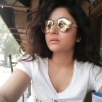 Poonam Bajwa, Selfie, Coolers, engaging