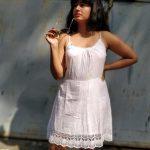 Poonam Bajwa, dirty Morning, Short Dress