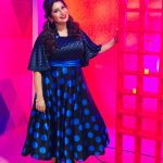 Priyanka Deshpande, full size, fantastic, blue dress