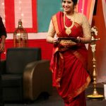 Priyanka Deshpande, saree, traditional dress