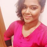 Ramya NSK, bigg boss 2, Pink dress, spicy, new hair style