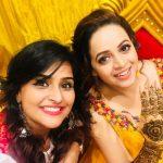 Remya Nambeesan, Bhavana, selfie, wedding