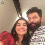 Rethika Srinivas, chiyaan vikram, selfie