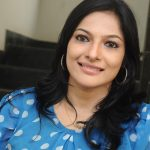 Rethika Srinivas, homely look