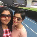 Riythvika, Bigg Boss 2, poorna, selfie
