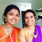 Riythvika, Bigg Boss 2, saree, friend, traditional