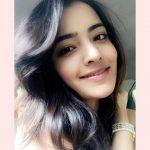Rukshar Dhillon, face, hair style, car