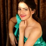 Rukshar Dhillon, hd, green dress