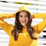 Rukshar Dhillon, yellow dress, cover pics, hd, wallpaper