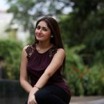 Sayyeshaa Saigal, cover picture, modren, natural
