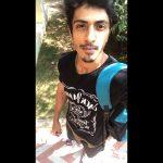 Shariq Hassan, Bigg Boss 2, selfie, full size, black dress
