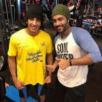 Shariq Khan, Bigg Boss 2, gym, trainer, yellow dress
