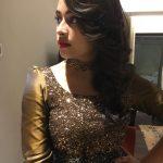 Sri Divya, hair style, recent