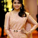 Sri Divya, saree, traditional look