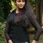 Subiksha, Goli Soda 2 Heroine, Black Dresss, marvelous