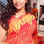 Subiksha, Goli Soda 2 Heroine, red saree, gorgeous