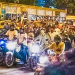 Thalapathy 62, vijay62, vijay, Night, bike race, chennai