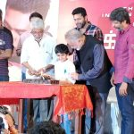 TikTikTik, Success Meet, jayam ravi, aarav ravi, family