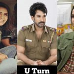 U Turn, Samantha,  (1)