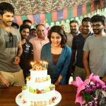 U Turn, Samantha, Aadhi, Birthday, celebration