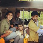 U Turn, Samantha, Auto, Shooting Spot