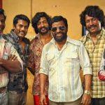 Vada Chennai, Dhanush, samuthirakani, old getup