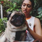 Vaishnavi Prasad, Bigg Boss 2 tamil, vijay tv, Dog, cute