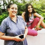 Varalaxmi Sarathkumar, mom, special picture