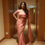 Varalaxmi Sarathkumar, saree, full size