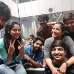 Varalaxmi Sarathkumar, sivakarthiyan, team, gang