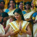 Vedhika in kerala saree celebrating onam  (3)