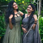 Veena Nandakumar, Good friends, photo shoot
