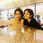 Veena Nandakumar, amala paul, friends